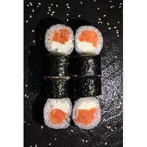Чизмаки с копченым лососем