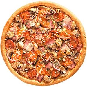 """Пицца """"Столичная"""""""